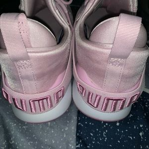 Puma Pink Sneakers